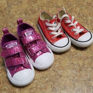 Size 6 converse bundle
